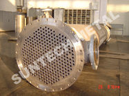 نوعية جيدة Shell Tube Heat Exchanger & Shell Tube Heat Exchanger Chemical Process Equipment 1.6MPa - 10Mpa للبيع